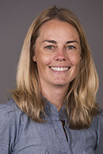Head shot of Kelli Howard